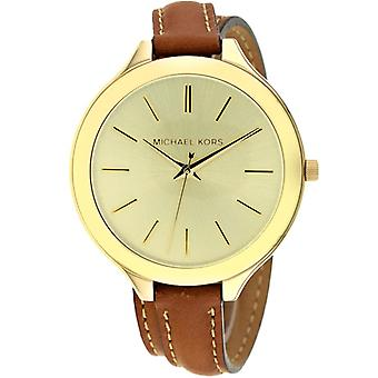 Michael Kors Women's Slim Runway Watch