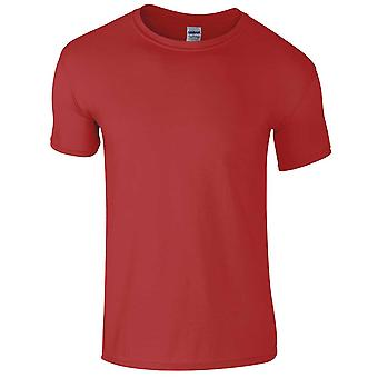 Gildan Softstyle Adult Ringspun Plain Cotton T-Shirt