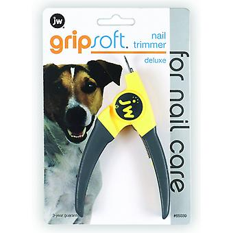 JW -GRIPSOFT DELUXE NAIL TRIMMER FOR DOGS, Cats
