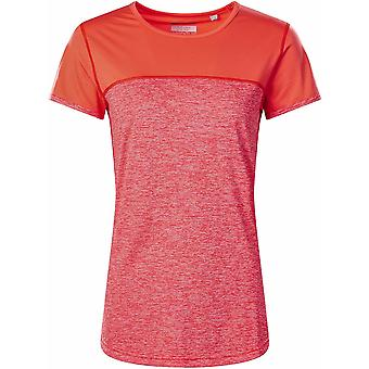 Berghaus Womens Voyager Tech Tee Basecrew Short Sleeve Highly Breathable