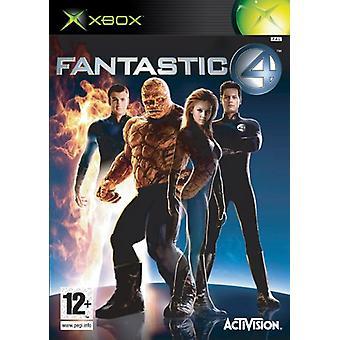 Fantastic Four (Xbox)