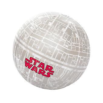 Star Wars Space Station Beach Ball - White