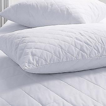 Quilted Pair Pillow Protector