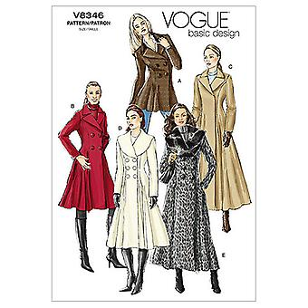 Misses' Coat-A (6-8-10) -*SEWING PATTERN*
