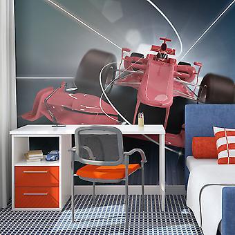 Papier peint - Formule 1