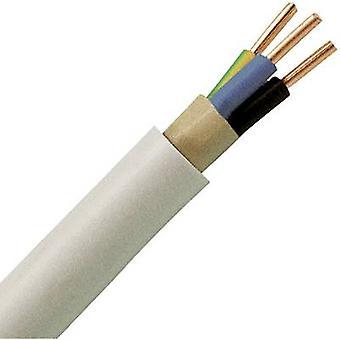 Kopp 150825001 Sheathed cable NYM-J 3 G 1.50 mm² Grey 25 m