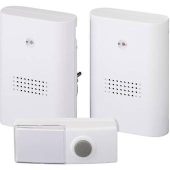 Wireless door bell Complete set Heidemann 70802 HX Twin