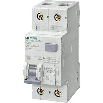 Siemens 5SU1356-6KK16 RCBO 2-polig 16 A 0,03 A 230 V