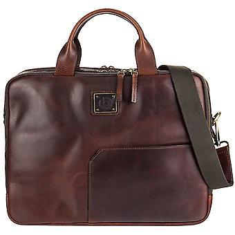Bugatti Tocco leather business bag Briefcase Briefcase 498643