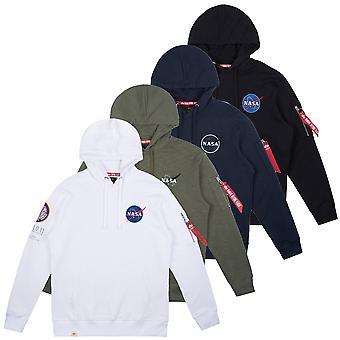 Alpha industries Mäns Hooded tröja Apollo 11