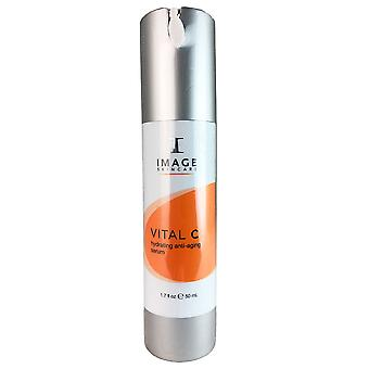 Image Vital C Hydrating Anti-aging Serum for face 1.7 oz