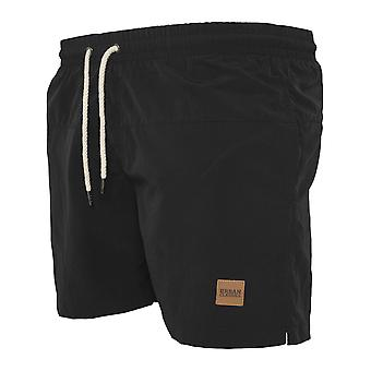 URBAN CLASSICS men's swim shorts swimwear black