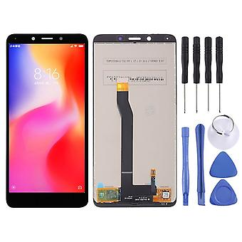 Xiaomi Redmi 6 / 6A repair display LCD complete unit touch Black replacement