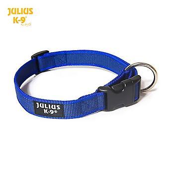 Julius-K9 Blue Dog Collar - 20mm