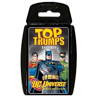 Top Trumps - DC Universe eroi e criminali