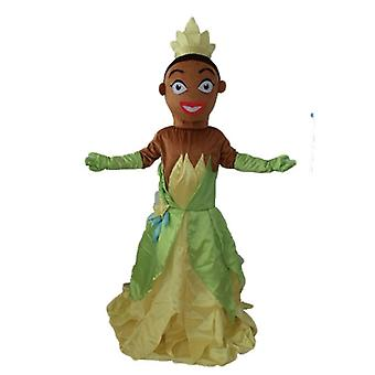mascot SPOTSOUND of the Princess Tiana from the Princess and the frog