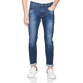 Replay Anbass Slim Fit Denim Jeans M91463c923