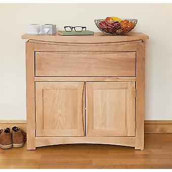 Baumhaus Roscoe Contemporary Oak Small Sideboard