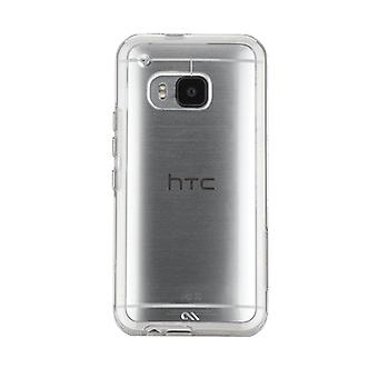 Case-Mate Naked Tough Case for HTC One M9 (Clear)