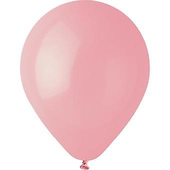 Balões de látex de prémio BabyPink 25-pacote