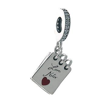 PANDORA Love Notes Dangle Charm 925 Sterling