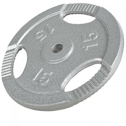 Poids disque avec poign�es de 15 Kg