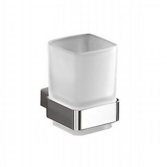 Gedy Lounge vannglass Holder Chrome 5410 13