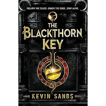The Blackthorn Key by Kevin Sands - 9780141360645 Book