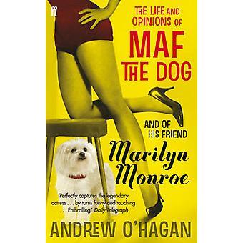 Liv og meninger Maf hunden - og hans venn Marilyn Monr