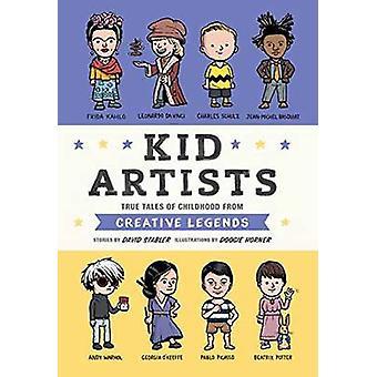Kid Artists by David Stabler - Doogie Horner - 9781594748967 Book