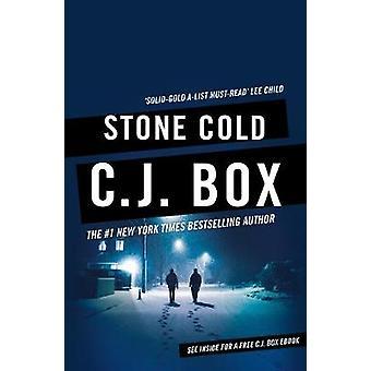 Frío de piedra por la caja de C. J. - libro 9781788542784