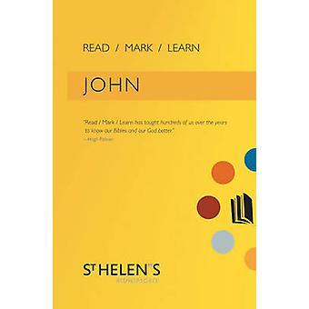 Mark Read imparare - John di Bishopsgate Chiesa di St Helen - 978184550361