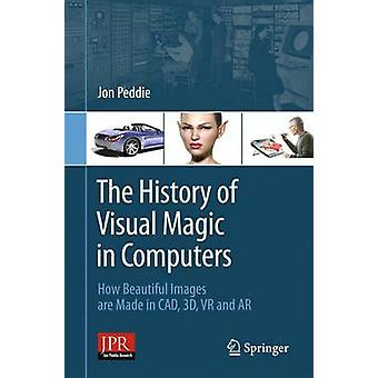 The History of Visual Magic in Computers - How Beautiful Images are Ma