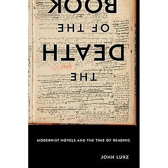 La muerte del libro - novelas modernistas y el tiempo de lectura por Jo