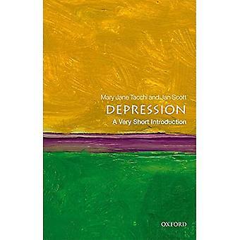 Depression: Eine sehr kurze Einleitung (sehr kurze Einführungen)