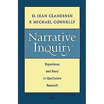 Enquête narrative: Expérience et histoire dans la recherche Qualitative