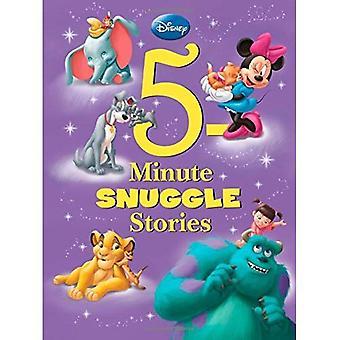 Disney 5 minuters Snuggle berättelser (5 minuters berättelser)