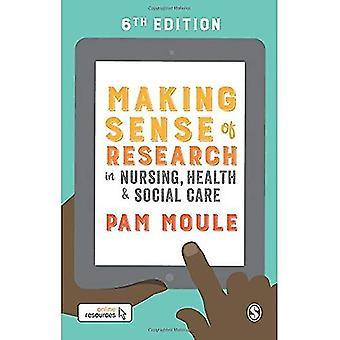 Making Sense of Research in Krankenpflege, Gesundheits- und Sozialwesen