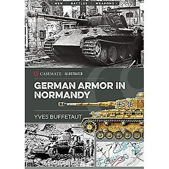 German Armor in Normandy (Casemate Illustrated)