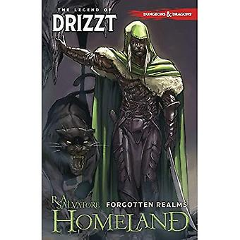 Dungeons & Dragons: The Legend of Drizzt Volume 1 - Homeland (Dungeons & Dragons Legend of Drizzt Tp)