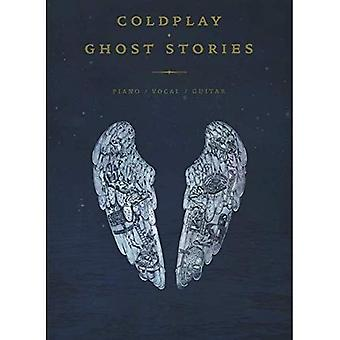 Coldplay Ghost Stories (Piano, Vocal, Guitar)