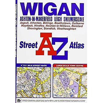 Wigan Street Atlas