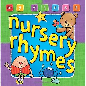 My First Nursery Rhymes Board Book, Deluxe