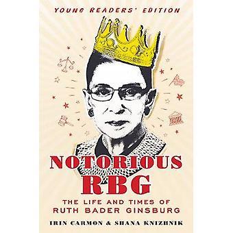 RBG الشهيرة--الحياة وأوقات من بدر روث غينسبرغ بشبكة المعلومات الإقليمية المتكاملة Carm