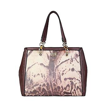Cavalli Class Women Brown Shoulder bags -- C43P945904