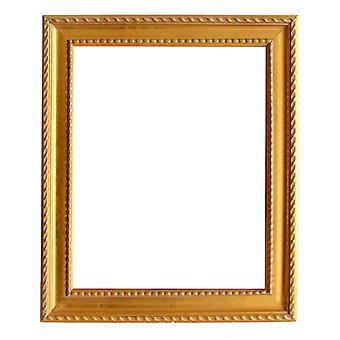 金の 10 x 13 cm または 4 x 5 インチのフォト フレーム