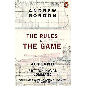 Zasady gry: Jutlandii i marynarki i brytyjski kontradmirał