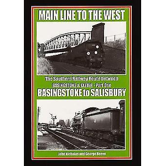 Main Line to the West: Basingtoke to Salisbury: Pt.1