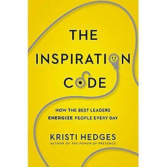 Der Inspiration-Code: Trainieren wie die besten Führungskräfte Menschen jeden Tag (Agentur/verteilt)