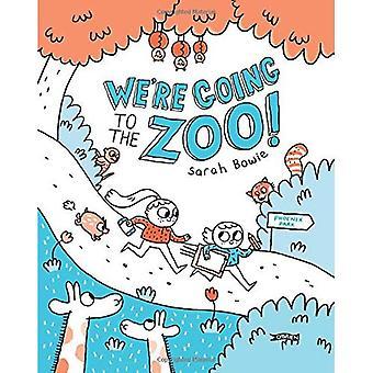 Vi kommer till djurparken!